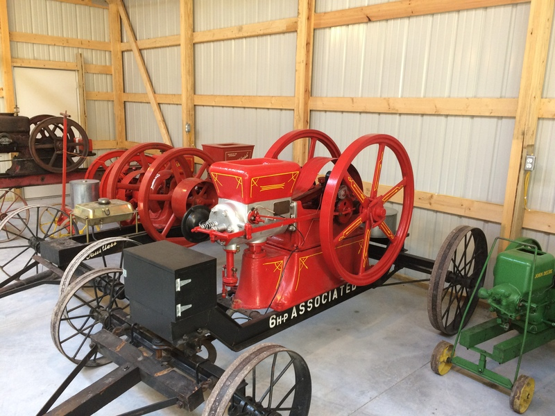1912 Associated Mule Team 8 HP