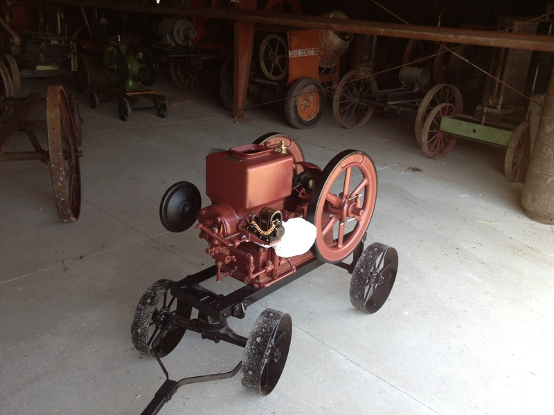 1918 Empire 3.5 HP Built By Alamo