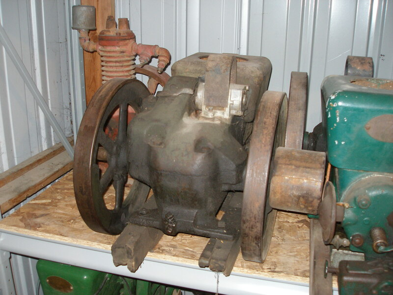 Fairbanks Morse Z Style D 1.5 HP