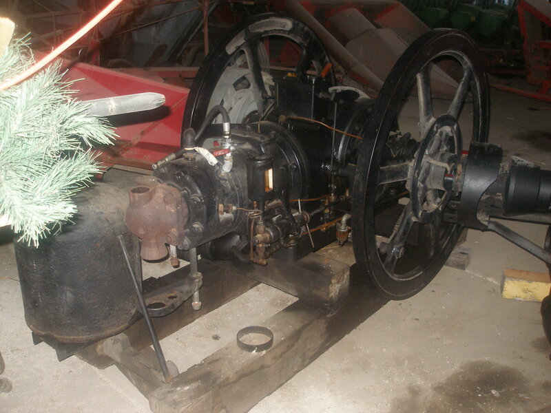 Fairbanks Morse Y 15 HP Diesel