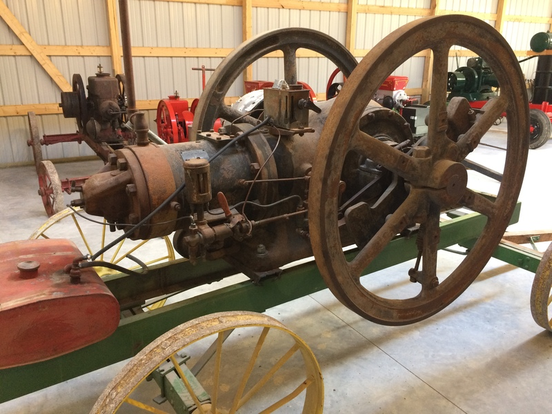 Fairbanks Morse Y 20 HP Diesel