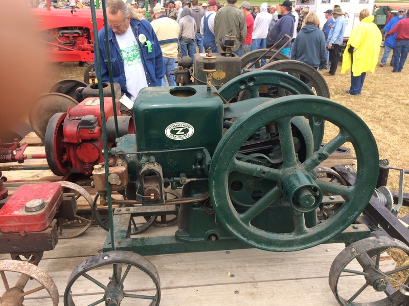 Fairbanks Morse Z 3 HP