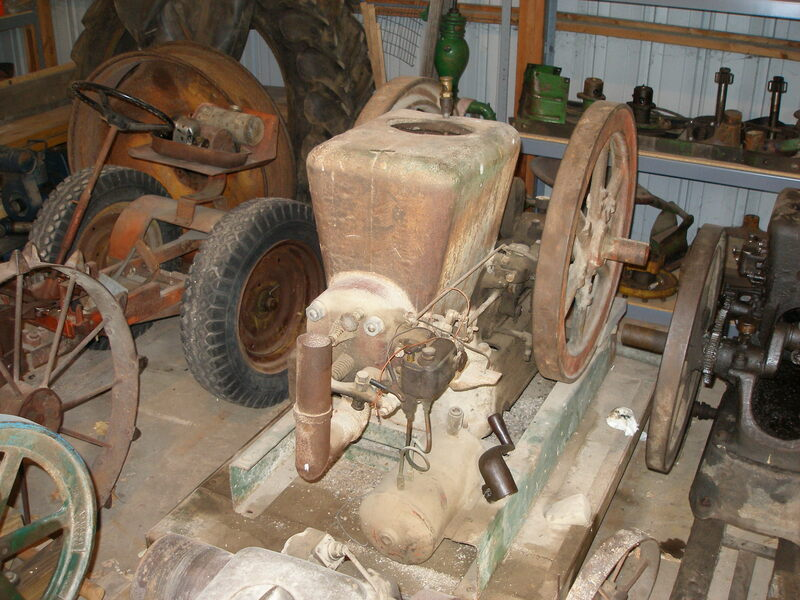 Fairbanks Morse Z 6 HP