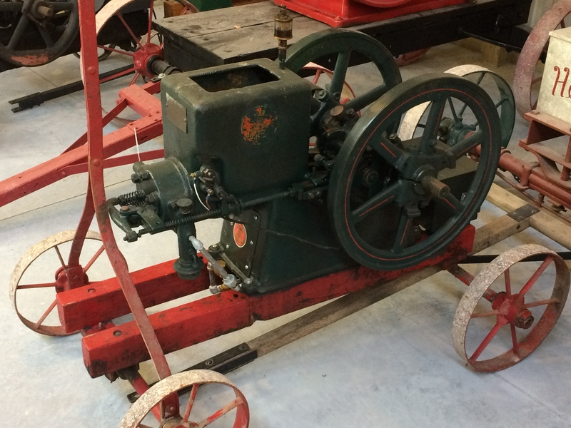 1912 Fuller and Johnson People's Price 2.25 HP
