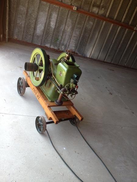 1915 Mogul 2.5 HP