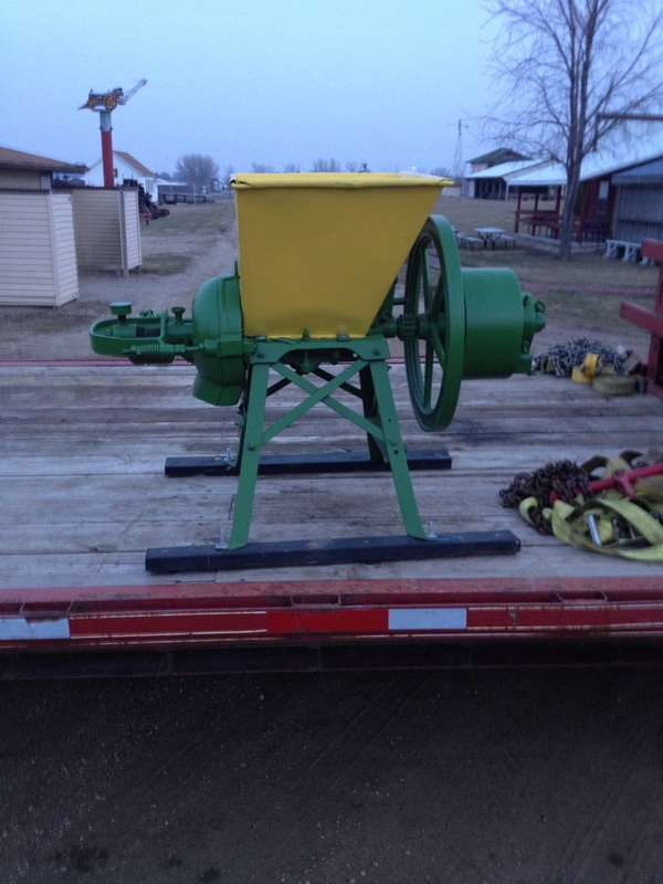 Mill - Someone Wanted It to be John Deere