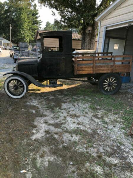 1922 or 1926 (still determining) Ford Model TT Truck