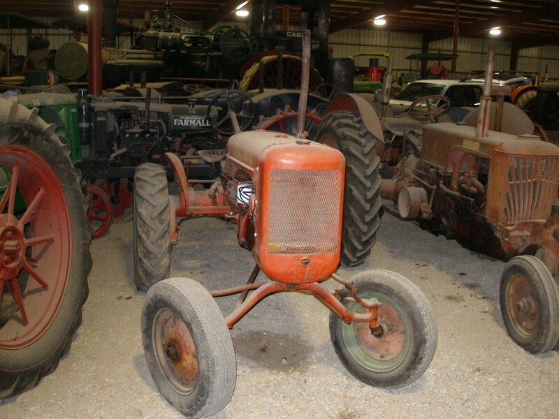 1937 Allis Chalmers B 13-16 HP