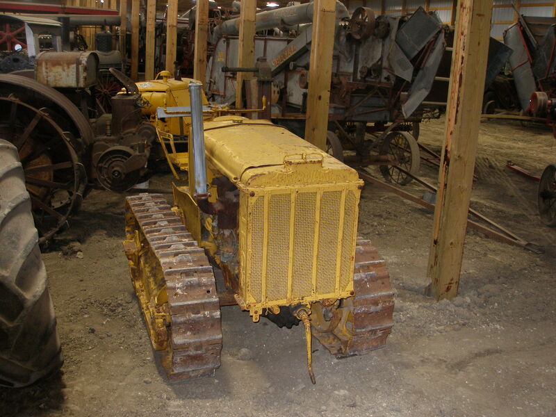 Caterpillar Two Ton Unknown Year