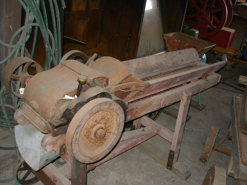 Ensilage Cutter Unknown Brand and year