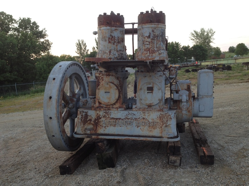 1932 Fairbanks Morse 32 E 14 150 HP Diesel