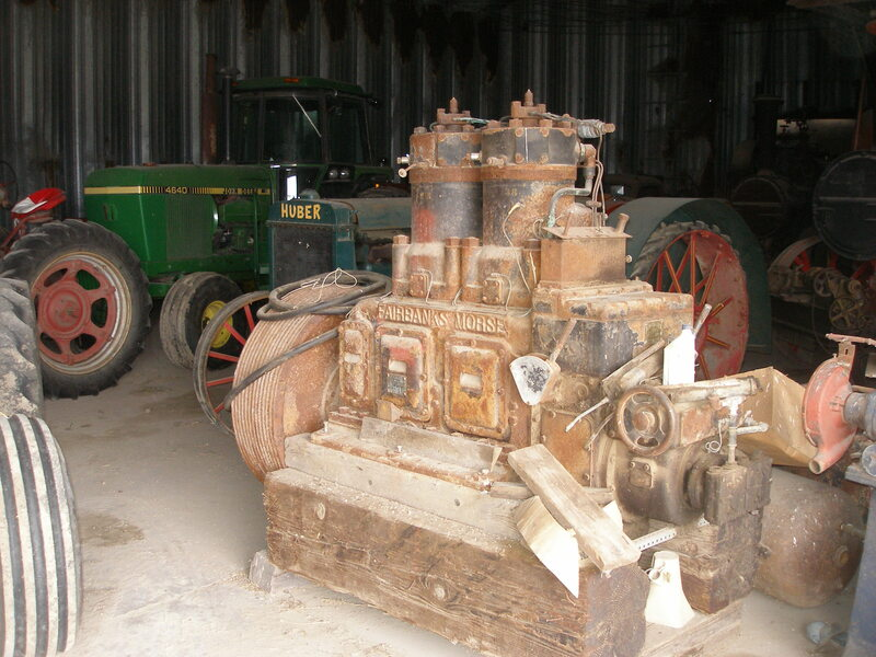 Fairbanks Morse 60 HP Diesel