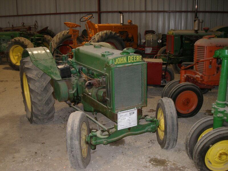 1937 John Deere AR Unstyles 19-25 HP