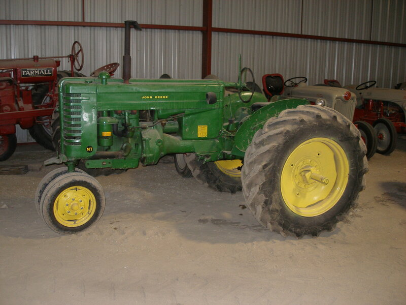 1950 John Deere MT 18-21 HP