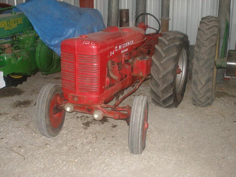 1947 Farmall O4