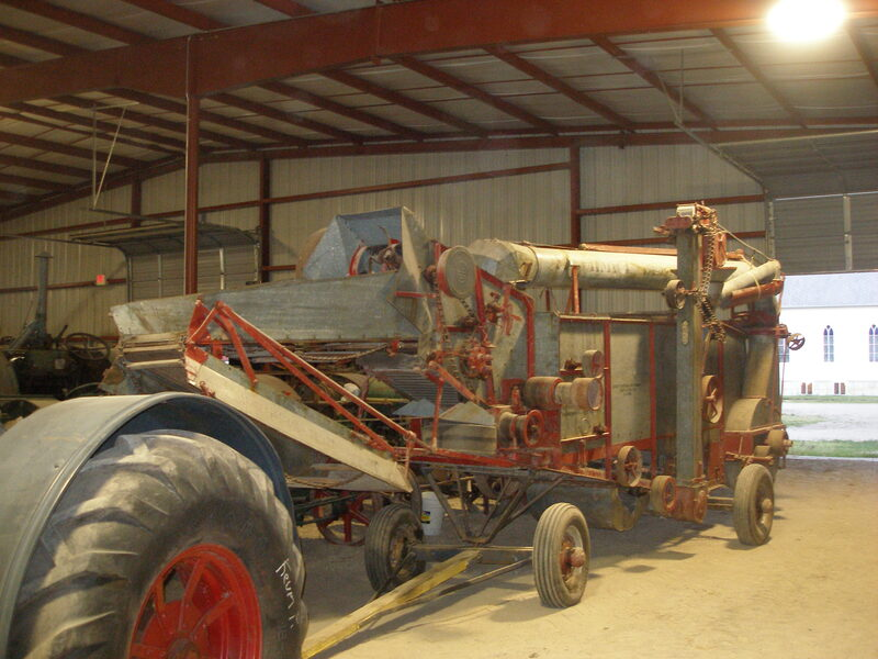 McCormick Deeting 22X38 Thresher