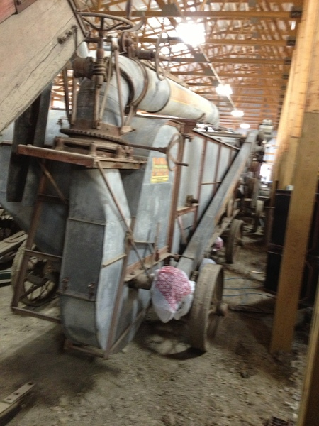 Minneapolis Moline 28 Inch Thresher