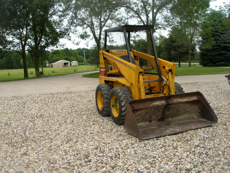 Mustang Skid Steer 45 HP