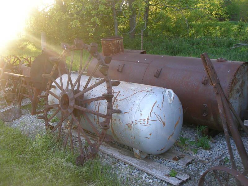 Case Water Tank