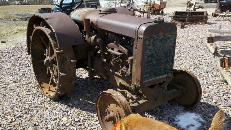 1929 Rumely DoAll 10 -20 HP