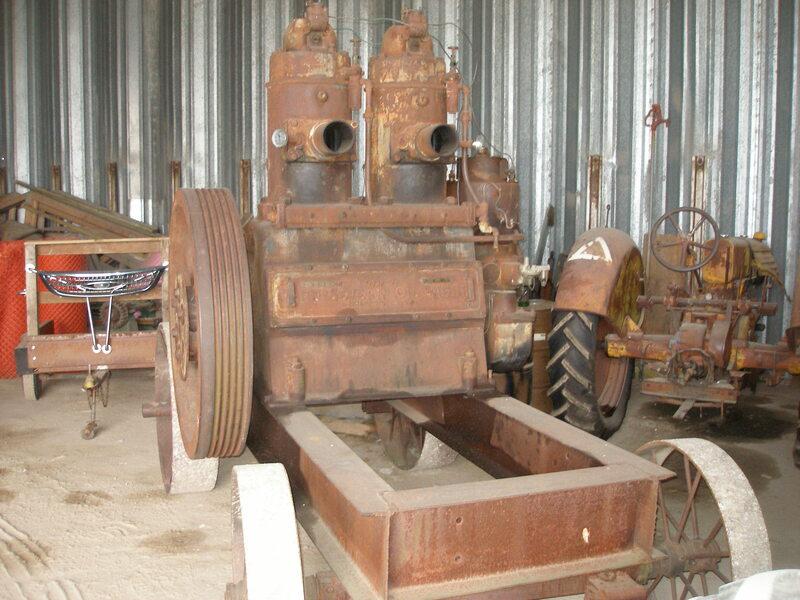 Venn Severin Double Cylinder Diesel