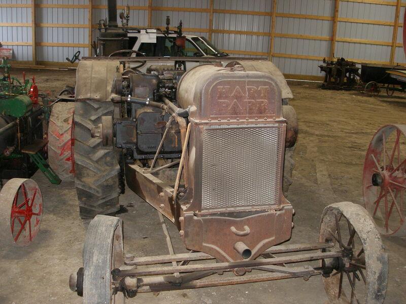 1926 Hart Parr 16-30 Model F